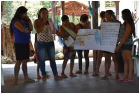 Mulheres do lado oeste do Tumucumaque falam sobre bem viver
