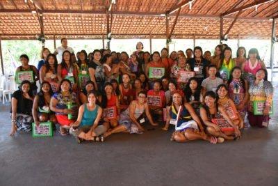 Mulheres indígenas se reúnem em Macapá