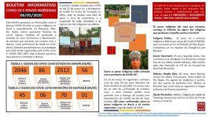 Boletins Informativos COVID19 - Oiapoque