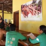 Formação de Agentes Socioambientais Wajãpi: curso no Centro de Formação e acompanhamento nas aldeias da região da estrada Perimetral Norte