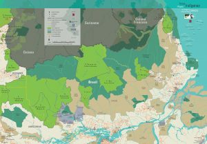 2020 Terras e Povos Indígenas no Amapá e norte do Pará