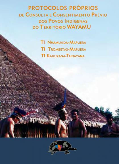 A voz coletiva do Território Wayamu