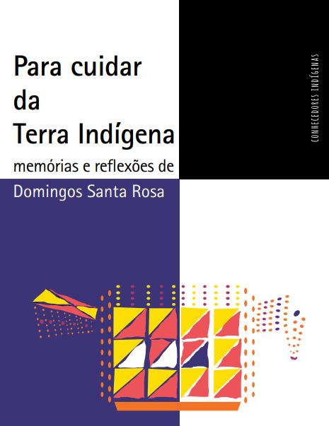capa do livro Para Cuidar de Terra Indígena