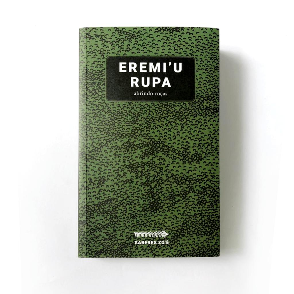 Iepé lança o livro Eremi'u rupa. Abrindo roças