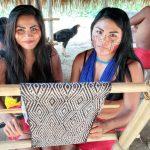 Mulheres realizam oficinas de tecelagem na Terra Indígena Wajãpi